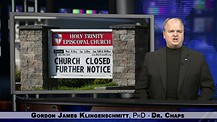 Dr. Chaps Reports How COVID Is Attacking Religious Freedom and Closing Churches.