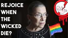 Should Christians Mourn the Death of Ruth Bader Ginsburg?    David Heavener