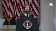 President Donald Trump on September 26th said he is nominating Amy Coney Barrett to SCOTUS