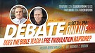 Does the Bible Teach a Pre-Tribulation Rapture? ...