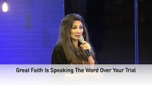 Little Faith, Big Results! - Apostle Cathy Coppola