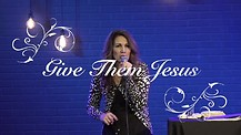 Give Them Jesus - Apostle Cathy Coppola