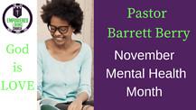 Barrett Berry || Empowered Living || Sunday, November 8, 2020