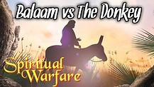 Balaam Vs The Donkey