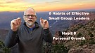 Habit 8 - Personal Growth