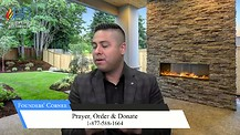Holy Spirit on the Move with Guest, Evangelist Carlos H. Becerril - Founder's Corner with Dr. Apostl