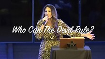 Who Can the Devil Rule?-  Apostle Cathy Coppola