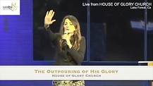 The Outpouring of His Glory - Apostle Cathy Coppola