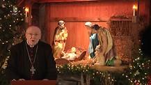 A pocos días de Navidad, Monseñor Jean Marie, snd les habla