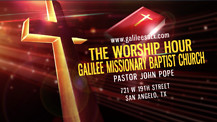 S2 E 2 THE WORSHIP HOUR with PASTOR JOHN POPE