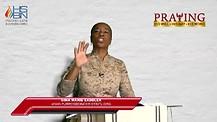 Prayer An Art of War (Praying His Will, His Way, His Word with Gina Maria Saddler)