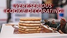 Decorating Cookies (for the first ti...