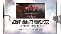 S1 E2 WORD UP with PASTOR MICHAEL D. PETERS