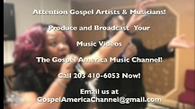 GOSPEL MUSICIANS AND ARTISTS MUSIC CHANNEL!