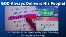 (*New) | GOD Always Delivers His People!