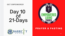 GET EMPOWERED! Day 10 Marrying Your Money