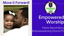 EMPOWERED WORSHIP w/ Barrett Berry