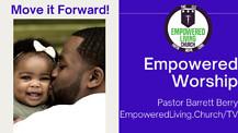 EMPOWERED WORSHIP w/ Barrett Berry