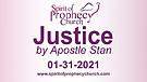 Spirit of Prophecy Church 01/31/2021