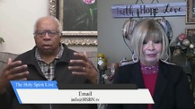 Throne Room Vision with Dr. Roseanna Roman (The Holy Spirit Live with Apostle Dr. Andrew Bills)