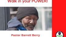 EMPOWERED WORSHIP - Barrett Berry - Walk in your POWER!