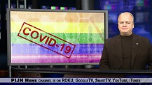 A CDC report shows that LGBT gets COVID more than General Population