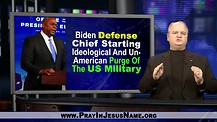 Biden Defense Chief Starting Ideological And Un-American Purge Of The US Military