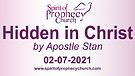 Spirit of Prophecy Church 02/07/2021
