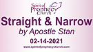 Spirit of Prophecy Church 02/14/2021