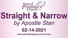 Spirit of Prophecy Church 02/14/2021
