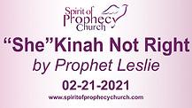 Spirit of Prophecy Church - Sunday Service 02/21/2021