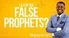 False Prophets | Dr. Kazumba Charles