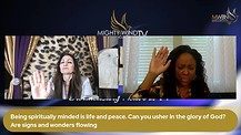 How To Walk In Sync with the Holy Spirit - Apostle Cathy Coppola and Guest Diana Harris