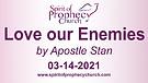 Spirit of Prophecy Church - Sunday Service - 03/...