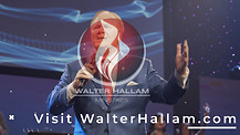 Just the Scent of Water - Walter Hallam Ministries