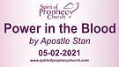 Spirit of Prophecy Church - Sunday Service 05/02...