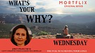 What's Your Why Wednesdays interview with  Fra...