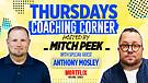 Coaching Corner Episode #1 with Anthony Mosley