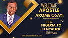 APOSTOLIC INVASION 2021  DAY 1