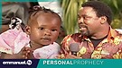 HEAR WHAT TB JOSHUA SAID ABOUT THIS BABY GIRL!!!