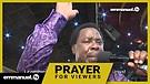 PRAYER FOR HEALING WITH PROPHET TB JOSHUA!!!
