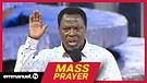 RELEASE YOURSELF!!! | Mass Prayer With TB Joshua...