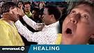 SHOCKING HEALING HAPPENS as TB JOSHUA PRAYS!!!