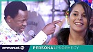 TB Joshua Counsels Lady To Do OPERATION |