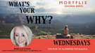 What's Your Why Wednesdays interview with Brie...