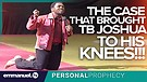 THE CASE THAT BROUGHT TB JOSHUA TO HIS KNEES!!!