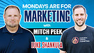 Mondays are for Marketing with Luke Shankula