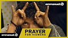 WATCH ALL HELL BREAK LOOSE DURING PRAYER!!!