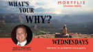 What's Your Why Wednesdays interview with Scot...