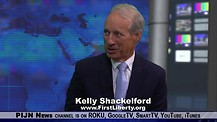 Kelly Shackelford of First Liberty has been standing in gap for your religious liberties.